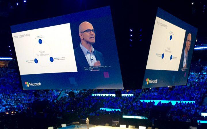 Norbert Biedrzycki Microsoft trends WPC 2016