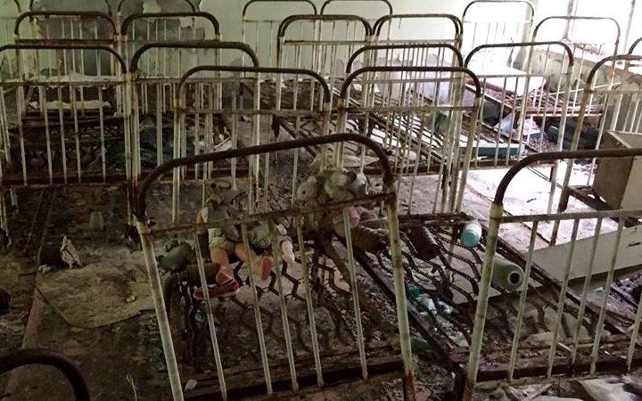 Norbert Biedrzycki Chernobyl picture 14