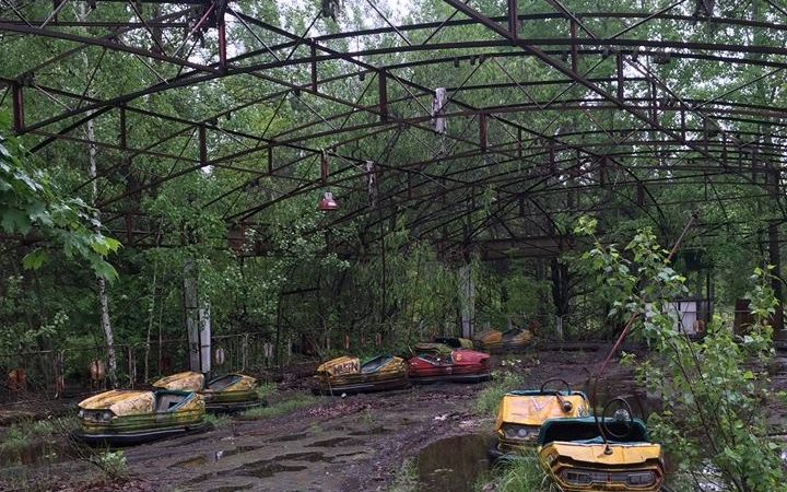 Norbert Biedrzycki Chernobyl picture 05
