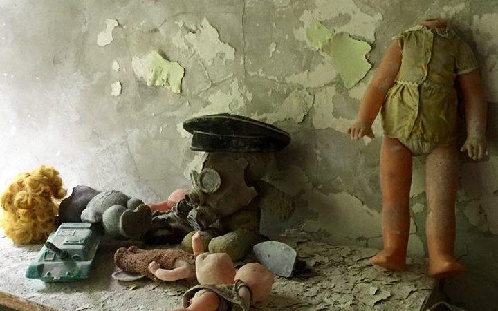 Norbert Biedrzycki Chernobyl picture 10