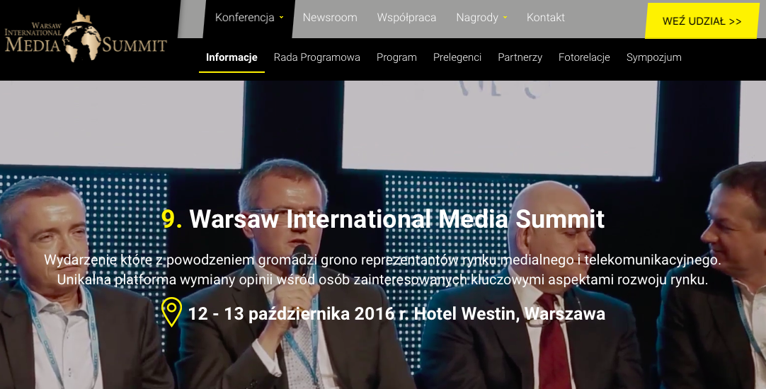 9 international media summit