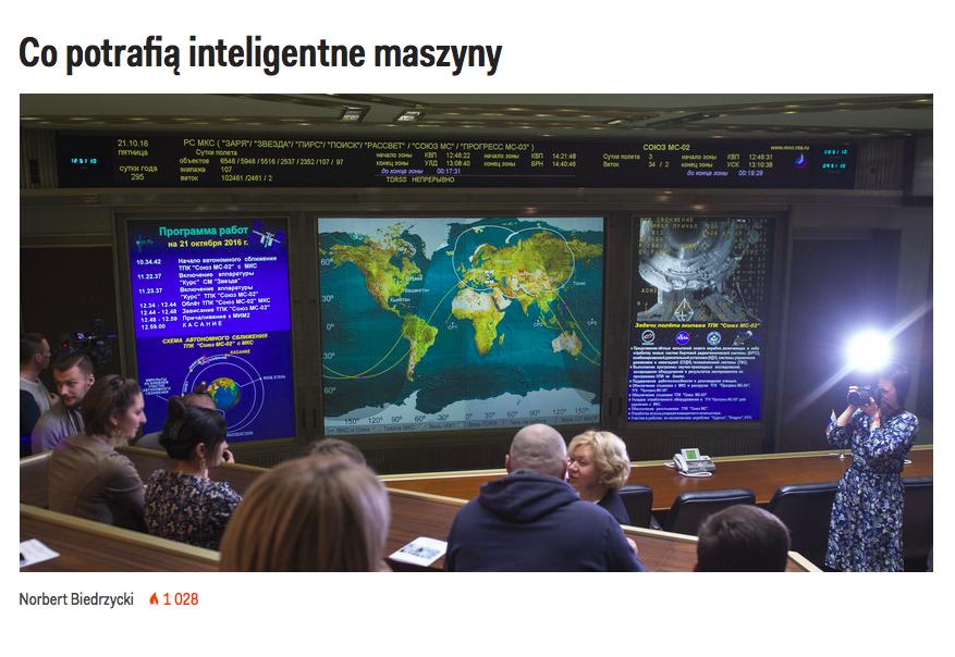 Busniess Insider Norbert Biedrzycki intelligent machines
