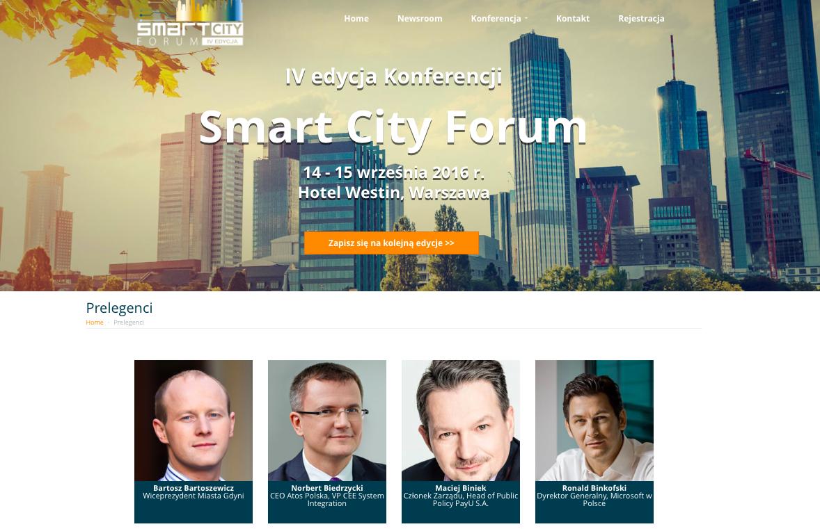 III SmartCity Norbert Biedrzycki