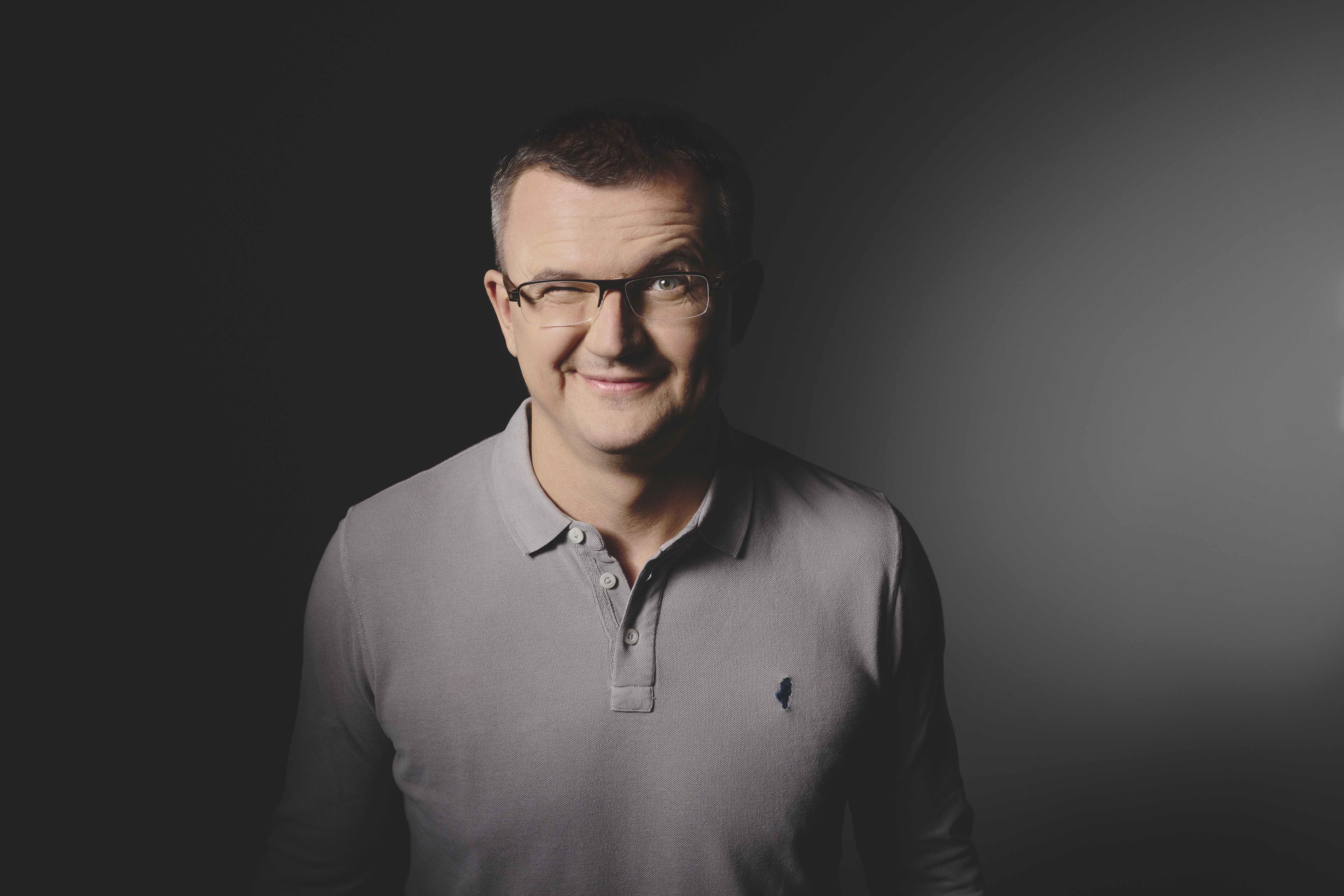 Norbert Biedrzycki Pracuje bo Lubie