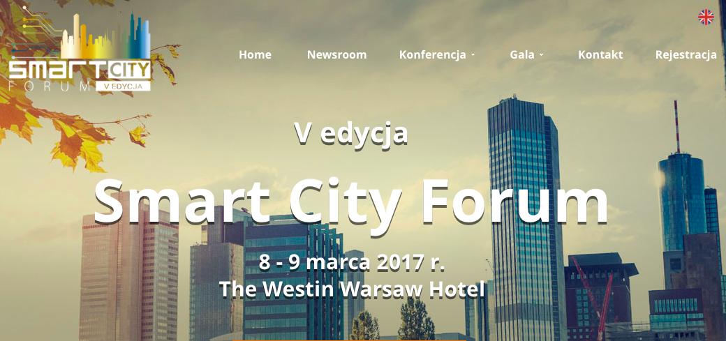 V SmartCity Forum pl