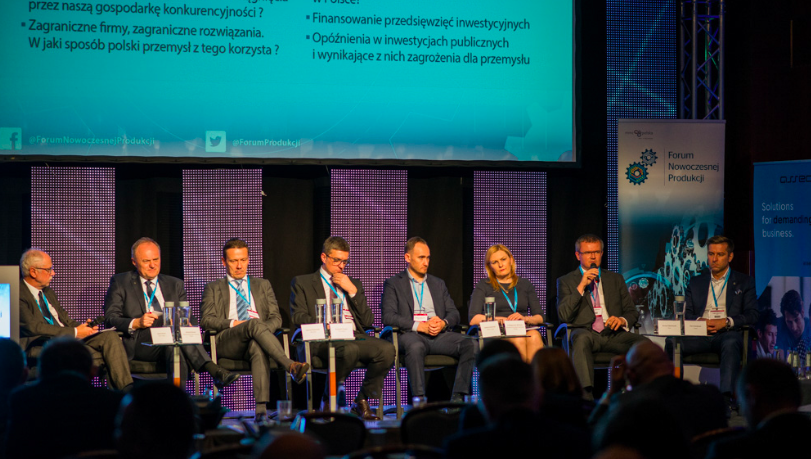 Pic 1 - Manufacturing Forum Norbert Biedrzycki