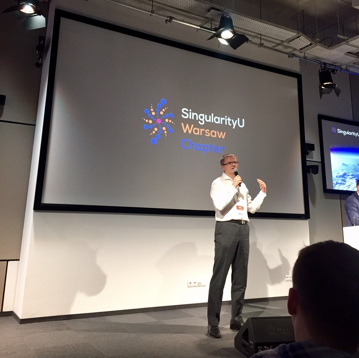 Pic_2 Singularity University Norbert Biedrzycki