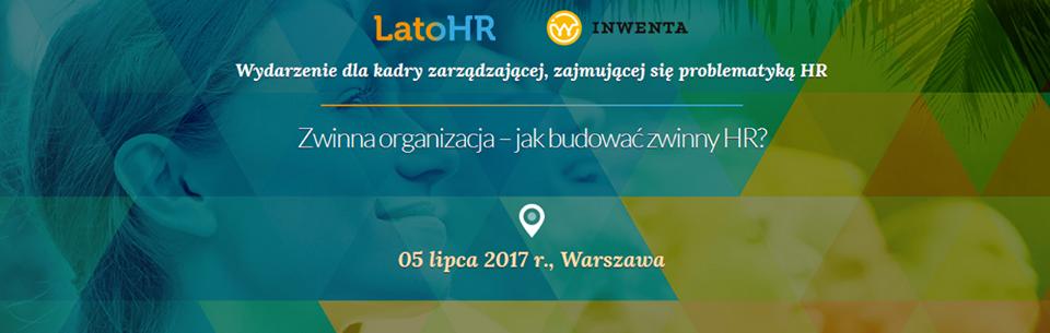 LatoHR konferencja Norbert Biedrzycki
