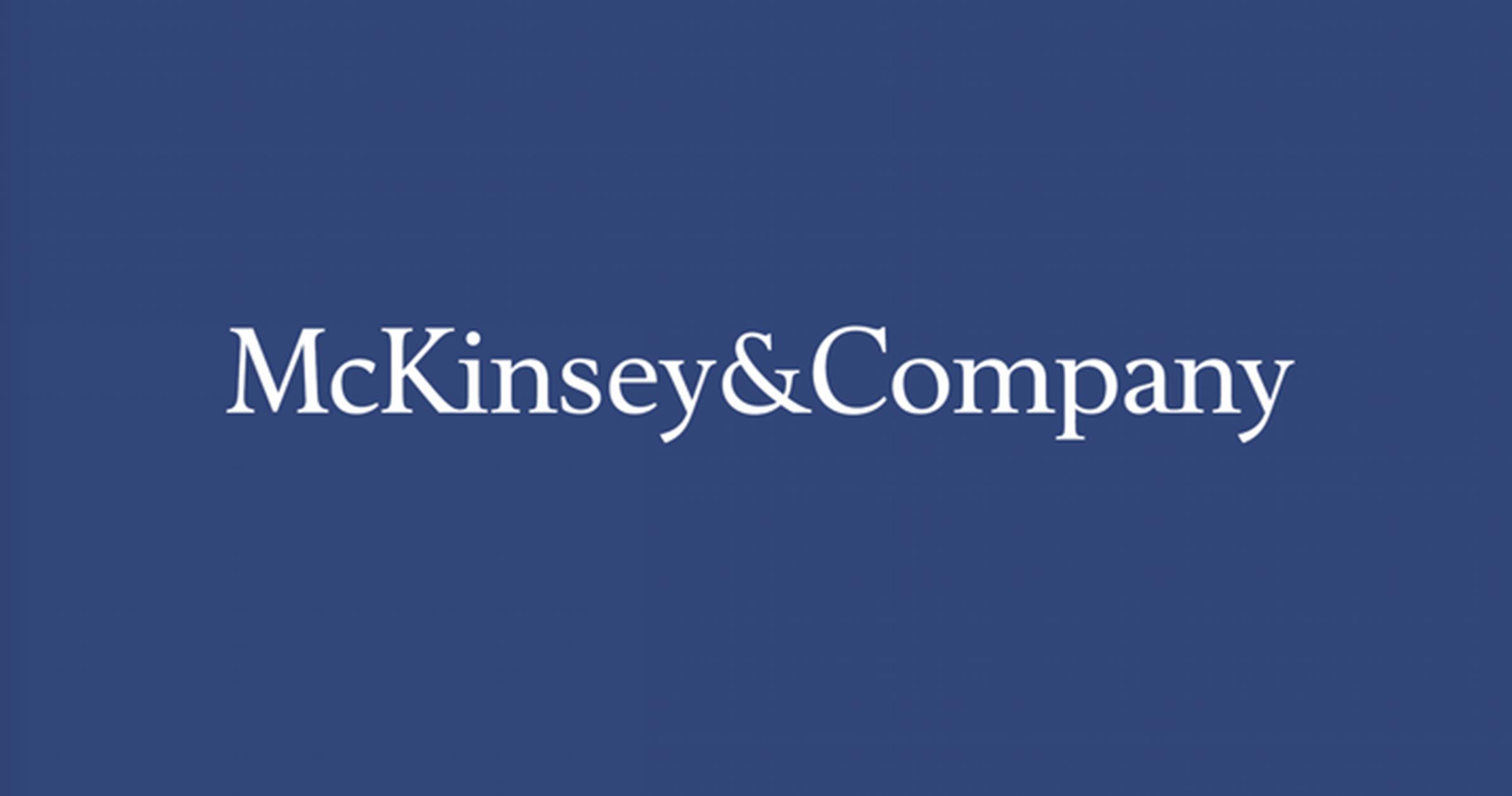 McKinsey Company logo 3