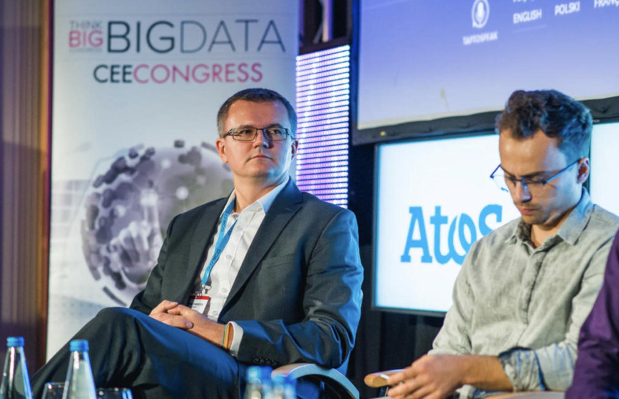 BigData AI conference Norbert Biedrzycki 3