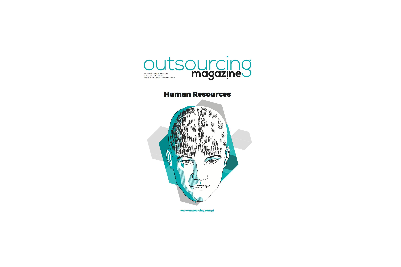 OutsourcingMagazine Blockchain Norbert Biedrzycki