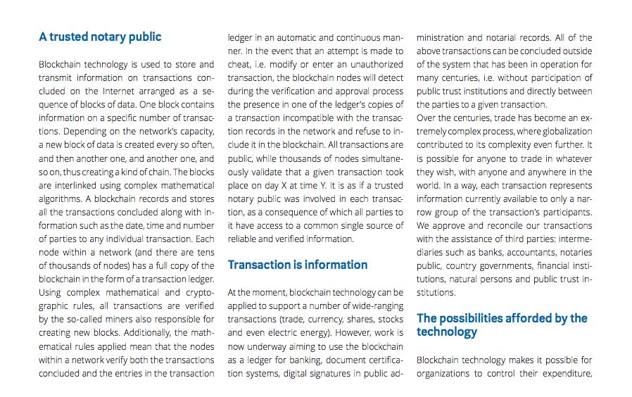 OutsourcingMagazine Blockchain Norbert Biedrzycki page_2 blockchain may be a threat