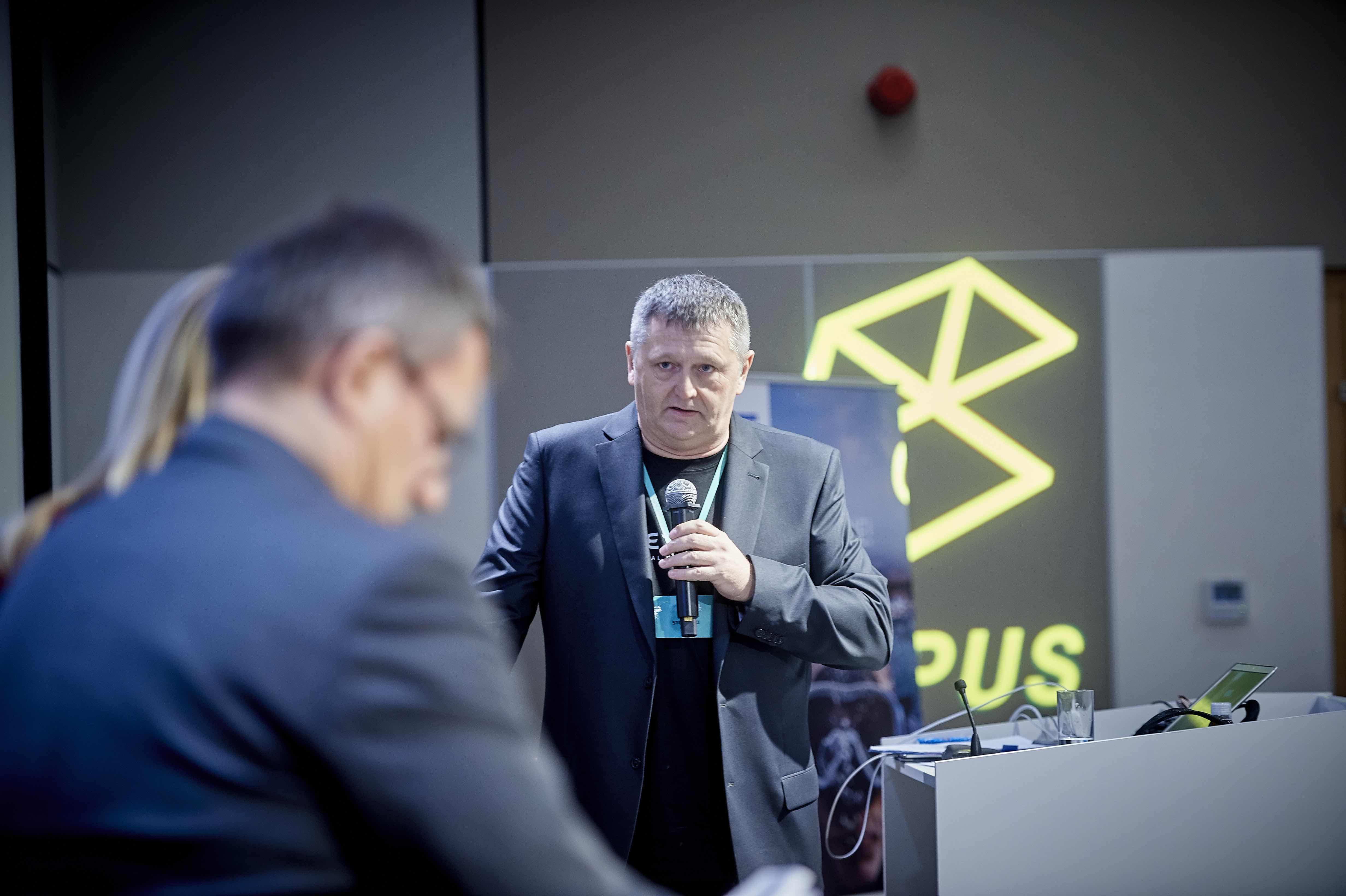 Digital Champions Norbert Biedrzycki