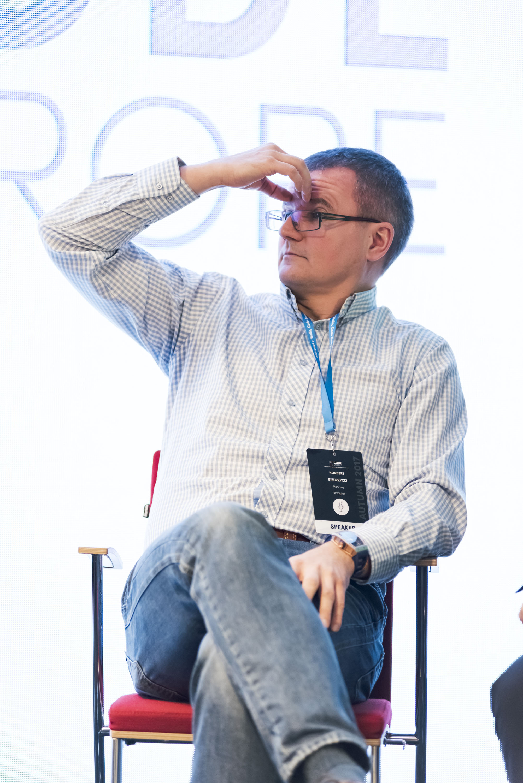 Norbert Biedrzycki CodeEurope 2017