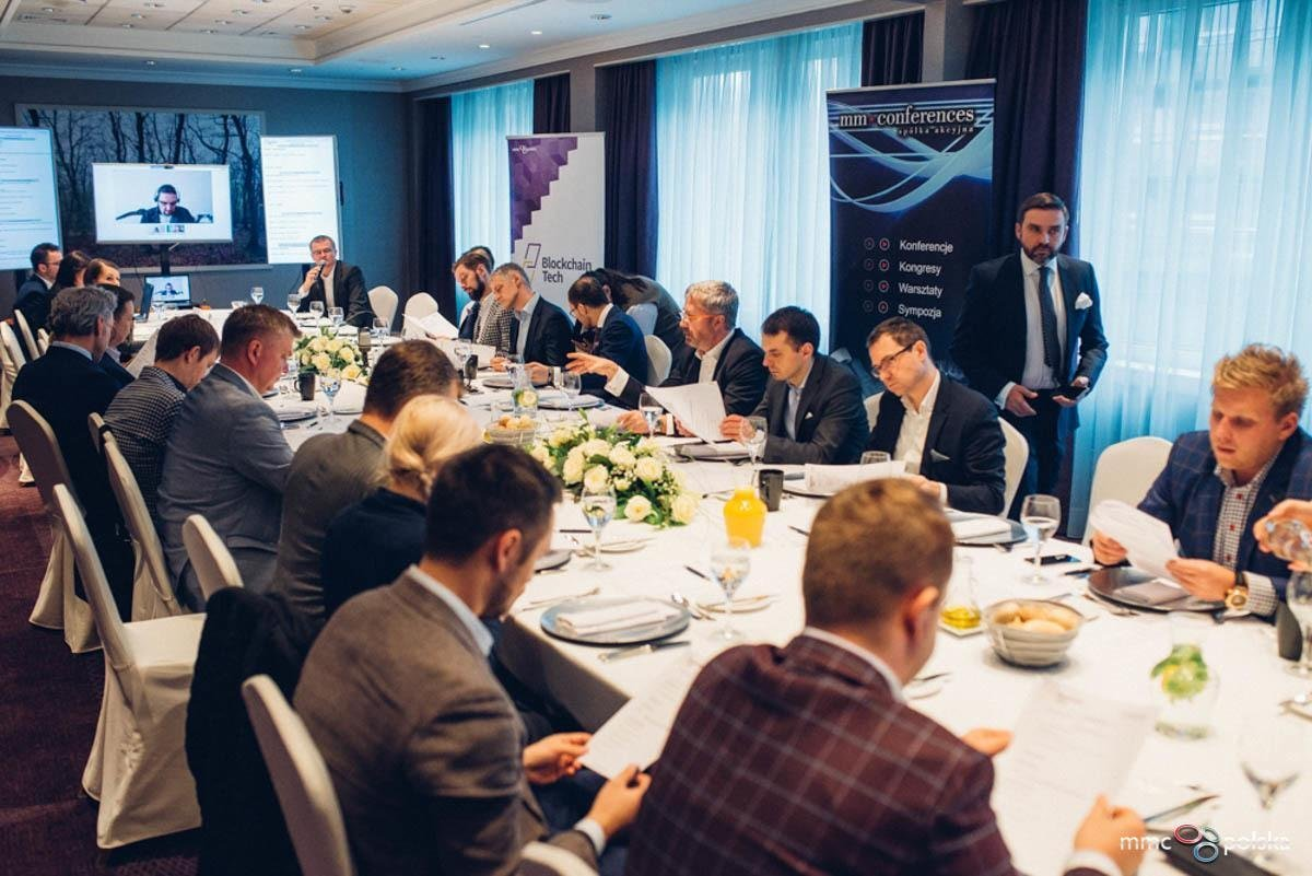 Blockchain Advisory Board Norbert Biedrzycki 1