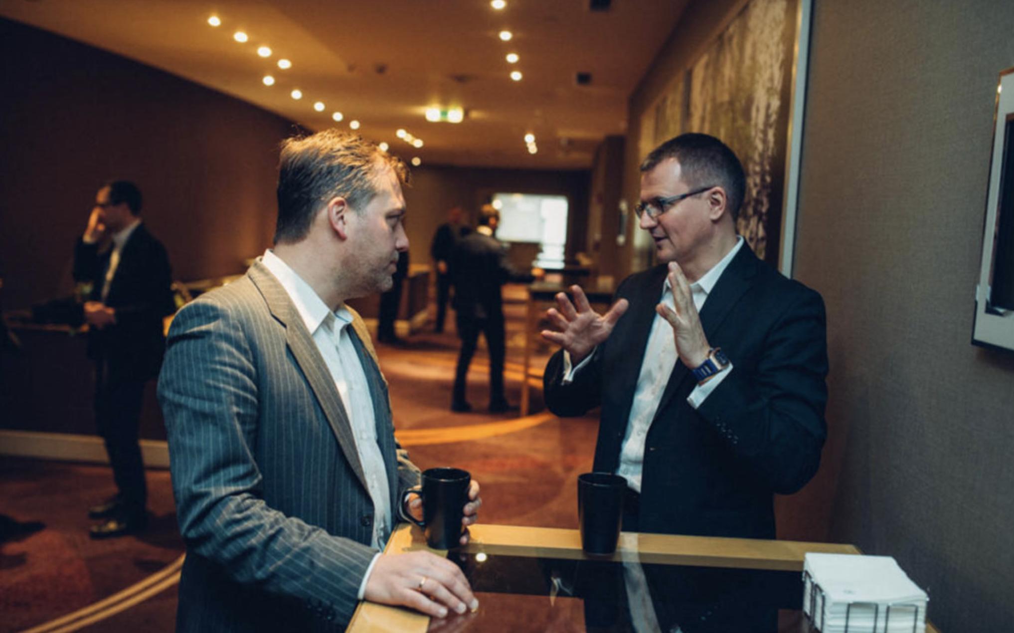 Blockchain Advisory Board Norbert Biedrzycki 4
