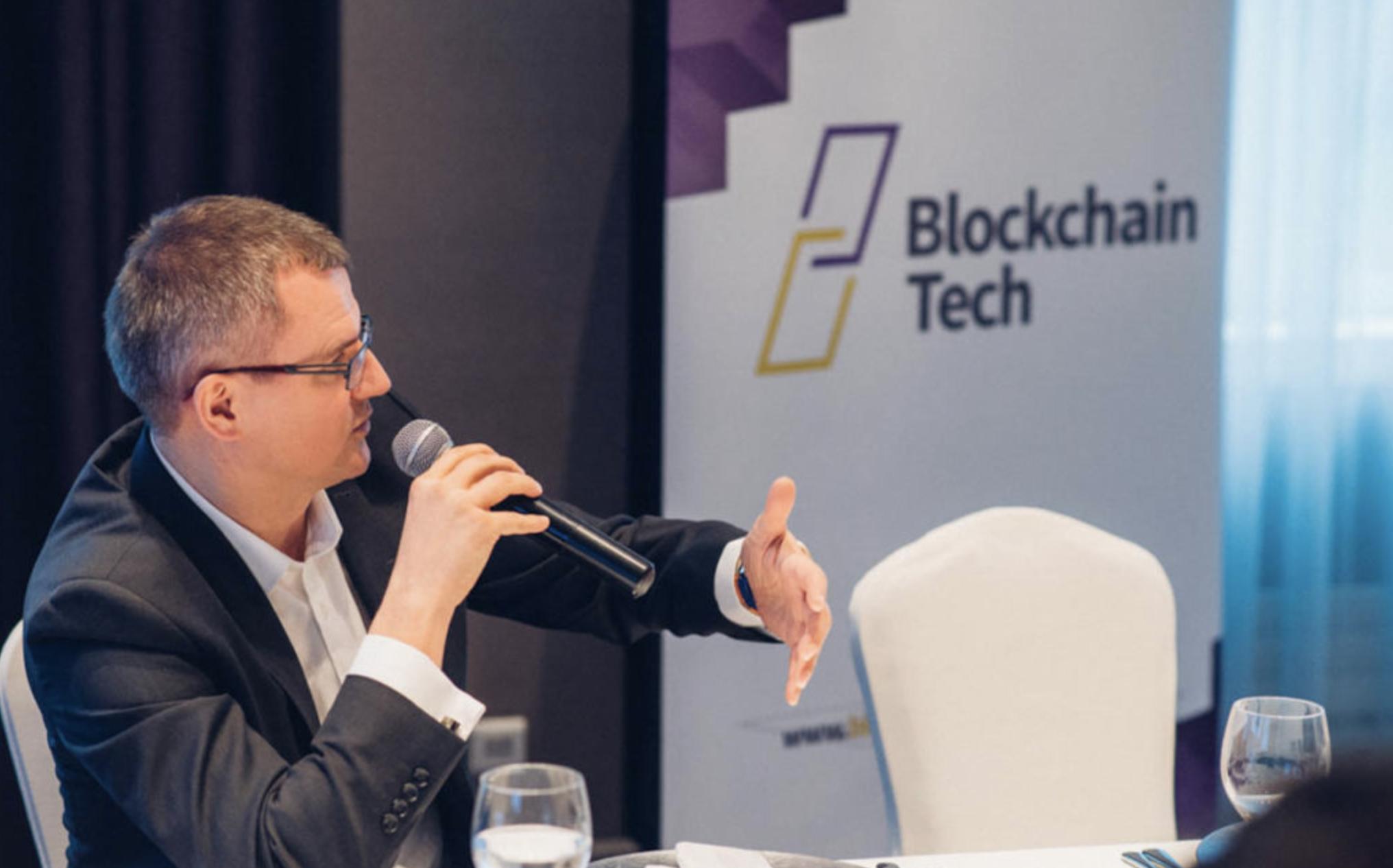 Blockchain Advisory Board Norbert Biedrzycki 5