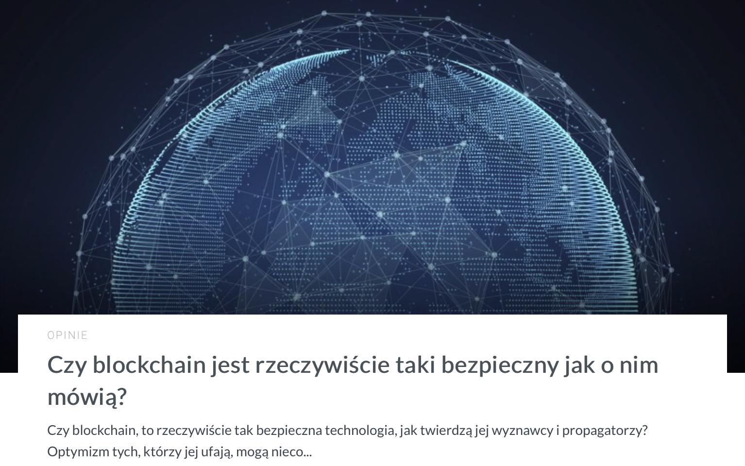 BrandsIT Blockchain Norbert Biedrzycki 2