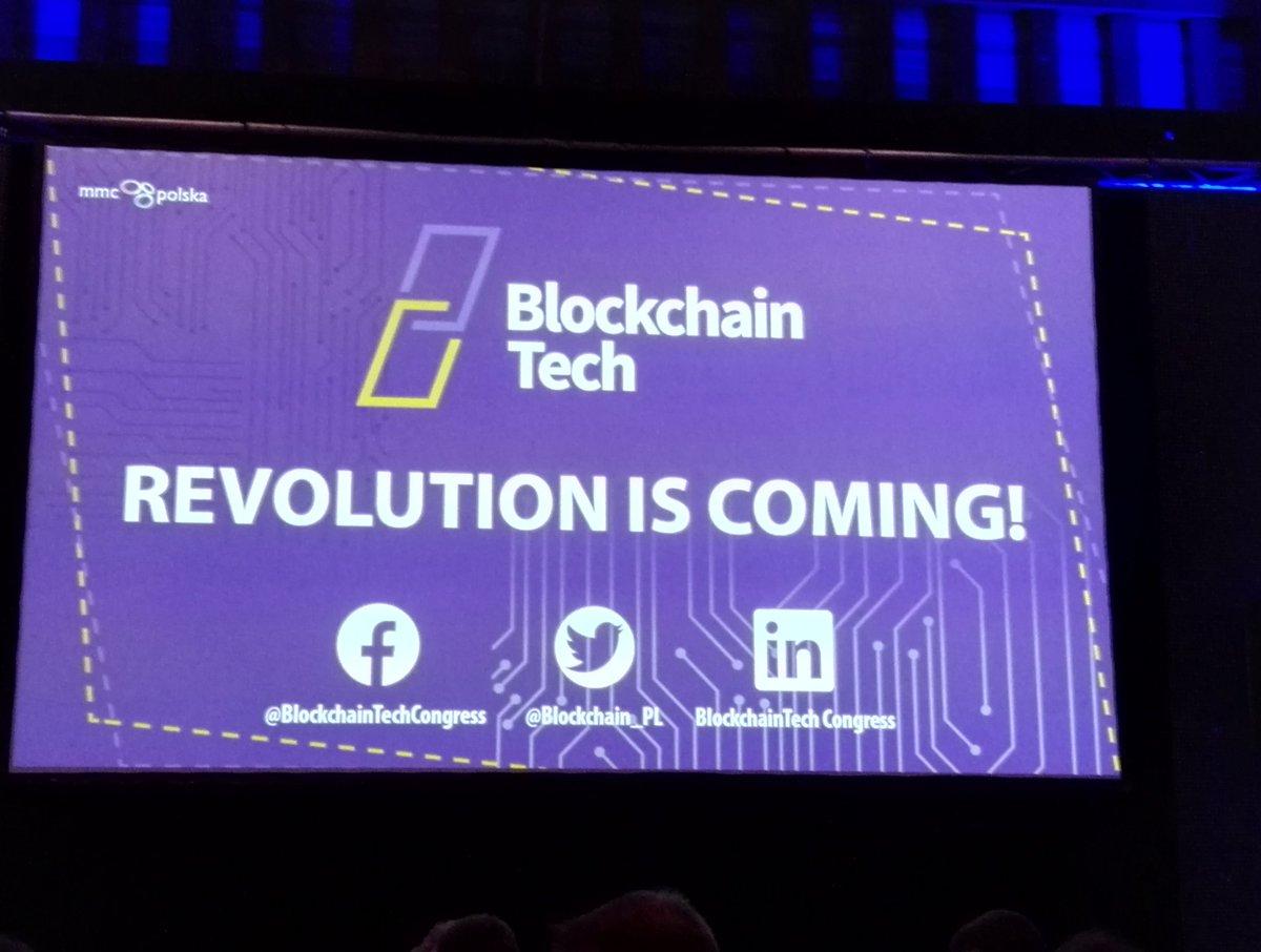 Norbert Biedrzycki blockchainTech