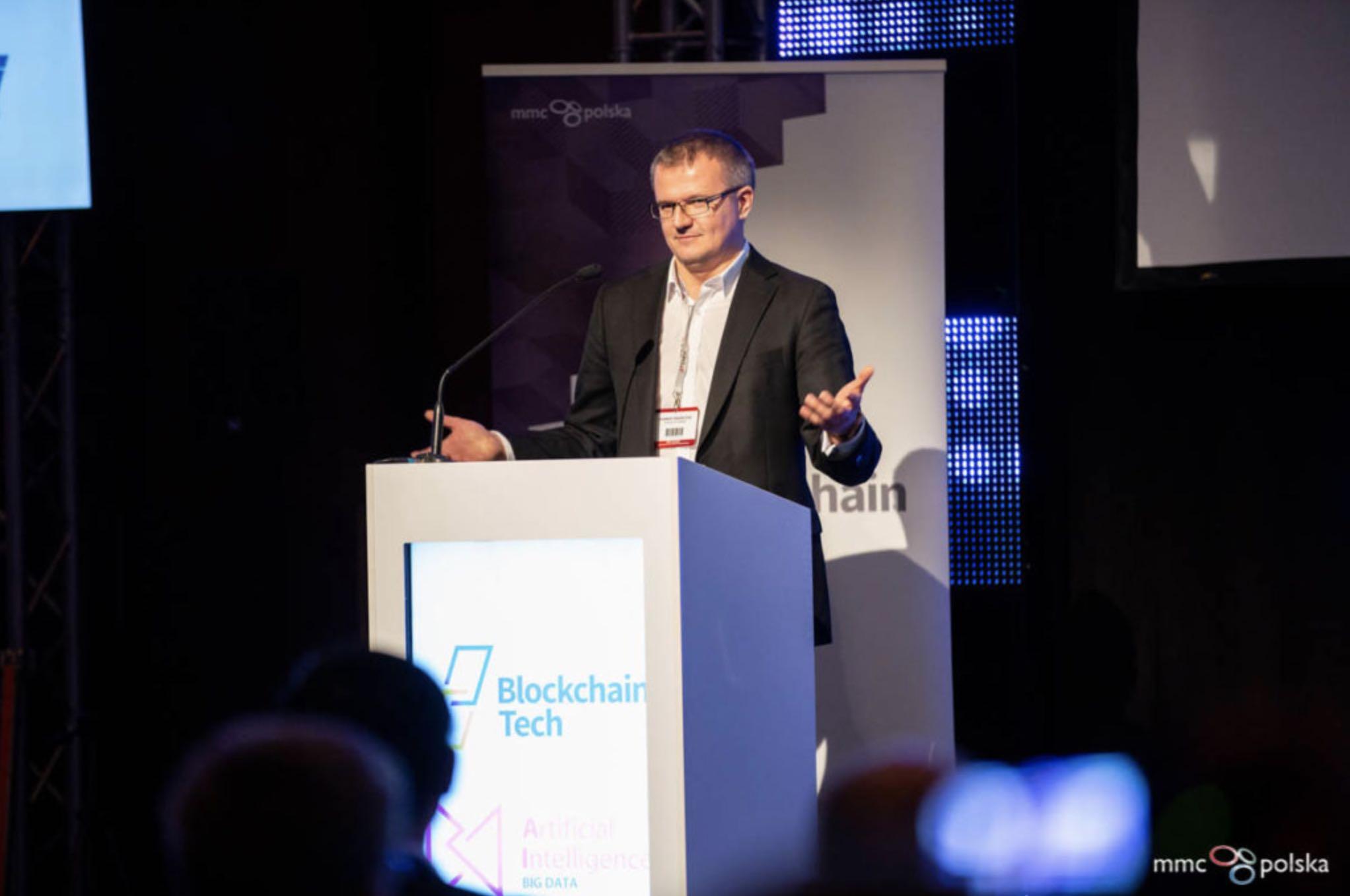 BlockchainTech Norbert Biedrzycki 12