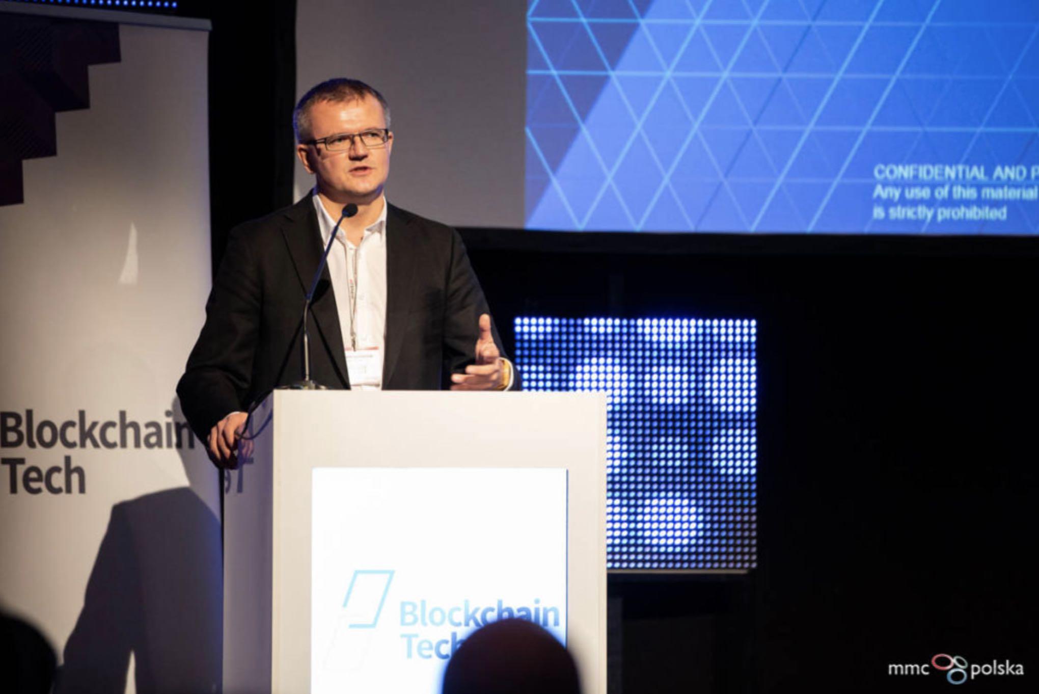 BlockchainTech Norbert Biedrzycki 2