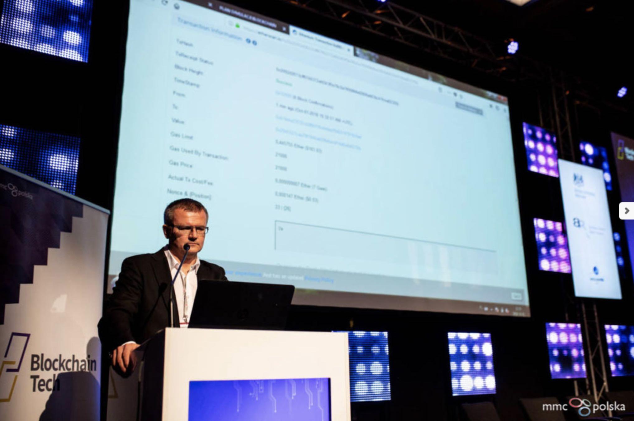 BlockchainTech Norbert Biedrzycki 7
