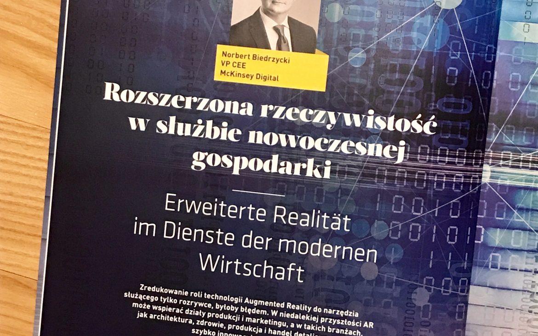 WiadGosp Norbert Biedrzycki VR AR