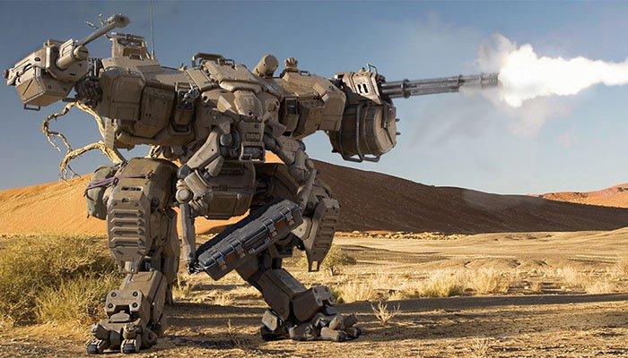 Roboty w mundurze wojsko Norbert Biedrzycki blog 1