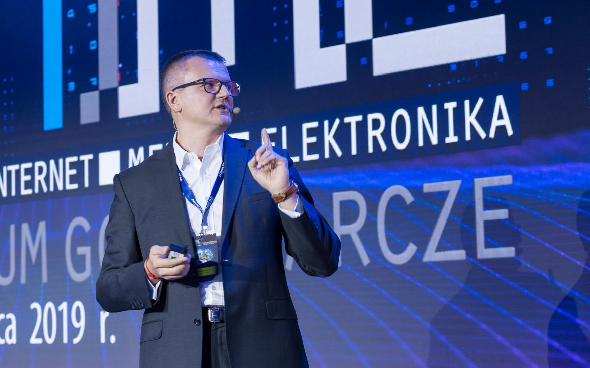 Norbert Biedrzycki Artificial Intelligence conference 1