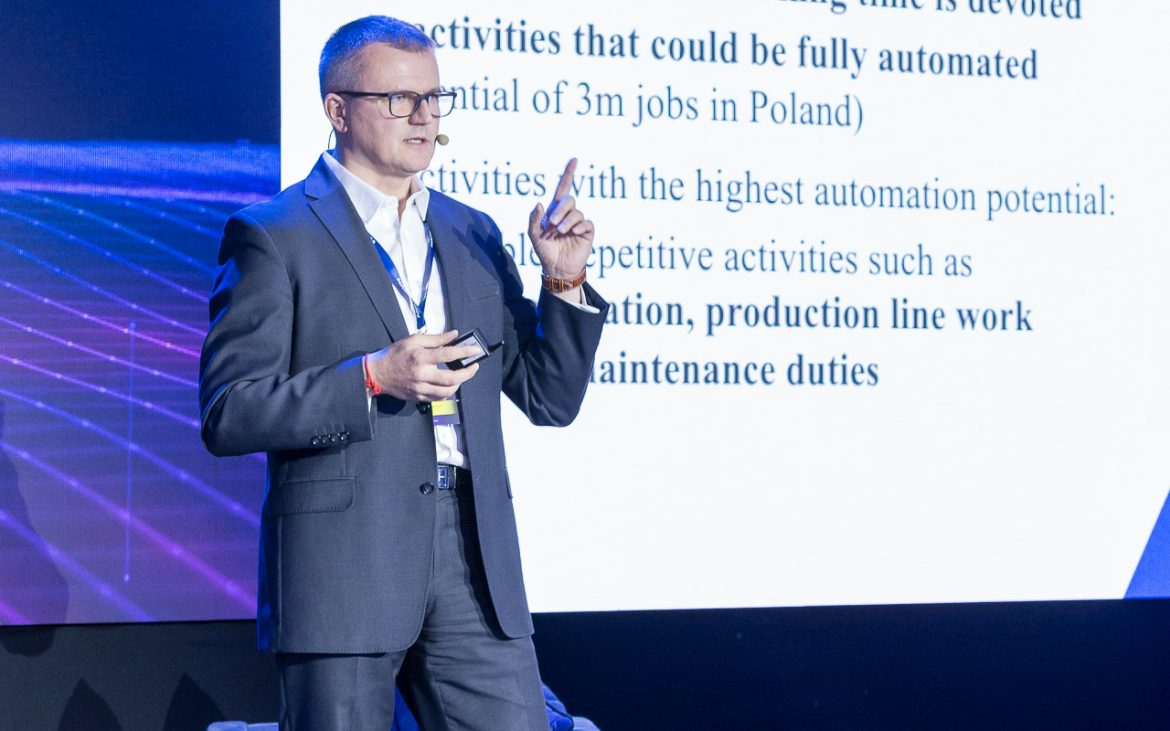Norbert Biedrzycki Artificial Intelligence conference 2