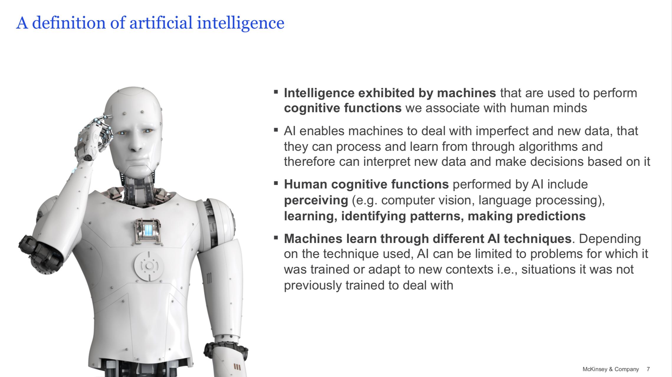 Norbert Biedrzycki Artificial Intelligence presentation 5