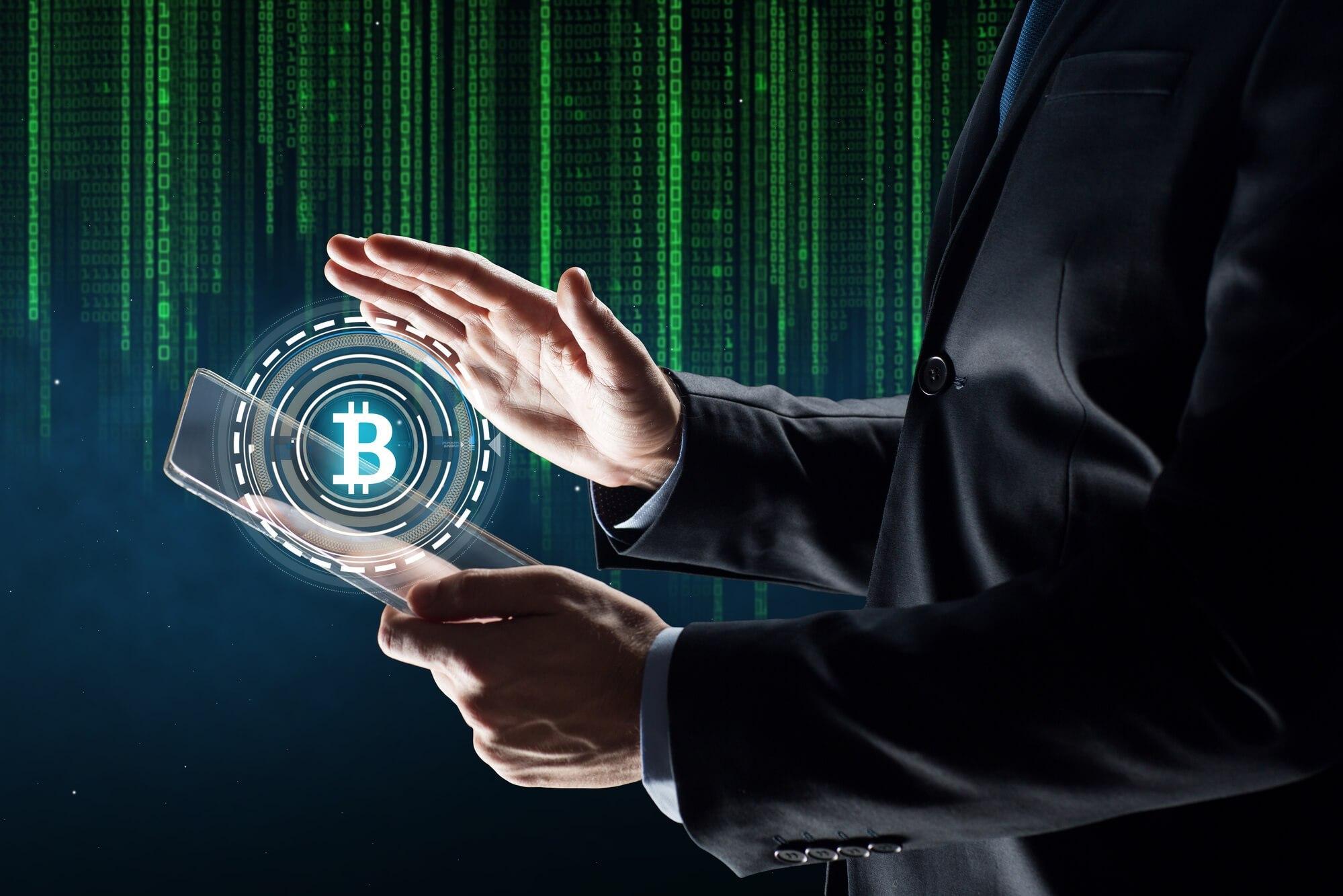 blockchain Norbert Biedrzycki change public