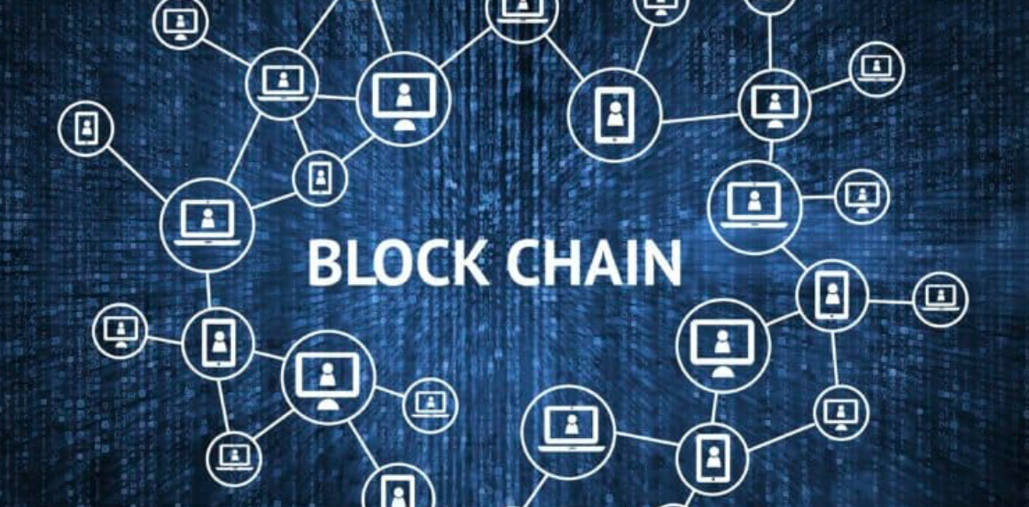 blockchain Norbert Biedrzycki