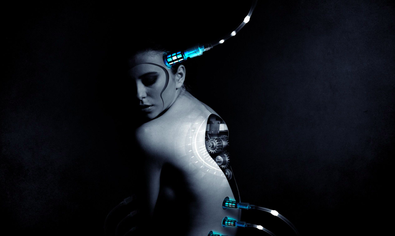 robot lies Norbert Biedrzycki